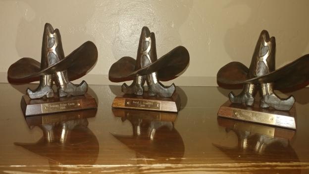 RRF trophies